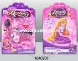 DIY juguetes educativos juguetes de plástico determinado de la muchacha de belleza (1040504)