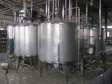 Máquina de proceso industrial del yogurt congelado