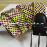 Quatro cores tecidos Correia Waisst elástica, imaginar Cinto Diagonal