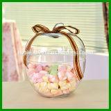 Bonbons hermétique/Mason Jar Jar Jar//Candle Glass Jar de stockage avec clip/collier/couvercle de verrouillage