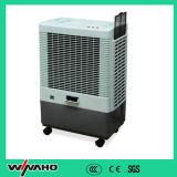 Handelsfußboden-stehendes Wasser-beweglicher Luftkühlung-evaporativventilator für Haus (WH-3600A)