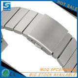 Cinturino classico del rimontaggio dell'acciaio inossidabile del metallo per la vigilanza di frontiera dell'attrezzo S3 di Samsung
