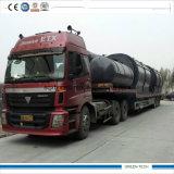 spreco 10ton per lubrificare la pianta Xhzt-2800-6000 di pirolisi
