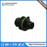 Auto OEM do conjunto de cabo do chicote de fios do fio para o sistema audio 1-967402-3