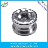 Изготовленный на заказ части для вспомогательного оборудования мотоцикла, части CNC алюминия CNC подвергая механической обработке