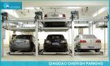 Простые головоломки системы парковки две должности Автостоянка подъемника