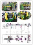 Bobine en acier de Jinan Huafei coupée à la chaîne de production de longueur