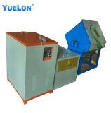 precio de fábrica industrial eléctrico de inducción horno de fundición de aluminio
