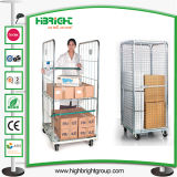 Blanchisserie Grillage cage de Container Trolley
