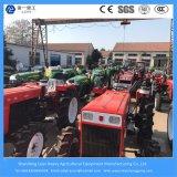 소형 농업 40HP 4WD 전기 시작 다중목적 농장 또는 정원 또는 디젤 엔진 농장 트랙터