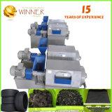 Lâminas de triturador de plástico para preço de desconto Shredder de eixo único