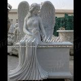 Pietra tombale commemorativa Mem-001 di Metrix Carrara del granito di pietra di marmo