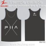 Pignon Healong Cool design de vêtements de la sublimation Mesdames Club de l'équipe de l'exécution de gilets
