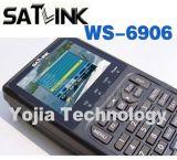 Оригинальные Satlink WS-6906 DVB-S ЗСТ цифровые спутниковые Finder дозатора