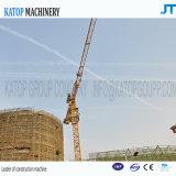 판매를 위한 소형 탑 기중기를 건축하는 Qtz80 Tc6010 6t 짐