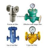 Filtro do tipo Y-tipo Y Filter-Basket- Filtro de Água, Óleo, Gás e sólidos do Filtro da Cesta