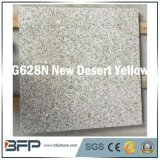 Yellow G682n Desert Yellow Granite Natural Stone Floor Tile