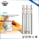 最上質290mAh電池の陶磁器の暖房0.5mlのガラスタンク蒸発器の自我のペン