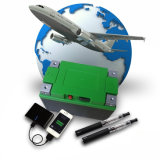 Luftfracht für Batterie Powerbank aufladenschatz China nach die Niederlande