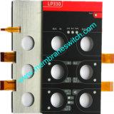 Interruptor de membrana con FPC y aluminio