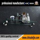 유럽과 미국 Fashion Style Stainless Steel Glass Shelf에 Direct Export 제조자