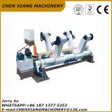 chaîne de production en deux épaisseurs de papier ondulé (coupeur de feuille simple de gifle machine+rotary de roulis de moulin stand+single)
