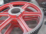 El secador de papel puede, máquina de la fabricación de papel, reducir la secadora a pulpa