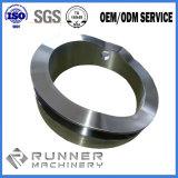 La commande numérique par ordinateur d'OEM usinée partie des pièces d'aluminium/laiton/acier inoxydable en acier/