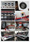 Линия скашивая машина системы управления PLC вертикальная прямая