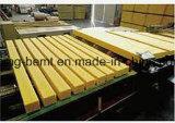 ASTM Standardfarben-Stahlzwischenlage-Panel Rockwool