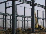 Costruzione di edifici d'acciaio del magazzino con la certificazione del Ce