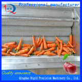 Овощ, машина чистки шелушения картошки, уборщик щетки