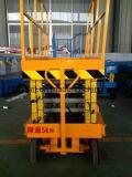 elevatore idraulico elettrico mobile della piattaforma di 14m