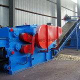 高容量の産業ドラム木製の快活なシュレッダー