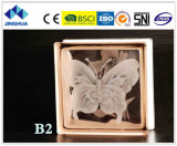 Высокое качество Jinghua художественных B-8 Окраска стекла блок/кирпича