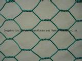 Ячеистая сеть PVC самого лучшего качества Coated шестиугольные/плетение