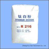 塩化物のプロセスペンキの等級のルチルおよびAnatase TiO2のチタニウム二酸化物R220