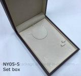 فاخر خشبيّة [هندمد] ساعة عرض [جفت بوإكس] يعبّئ صندوق