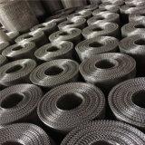 Tissu métallique en acier inoxydable simple