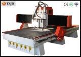 Máquina de madeira do router do CNC do Três-Eixo da mobília