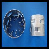 Embalagem aleatória inoxidável do metal do anel do nuvem de aço/de alumínio liga