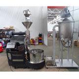 60-65kg 커피 로스터 굽기 기계 가스 열 커피 로스터