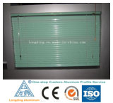 Perfil de alumínio de qualidade superior para o rolete Obturador/Porta do Cilindro de alumínio