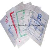 Sacchetto composto della Documento-Plastica/sacco di carta/sacco di carta kraft Bianco