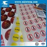 Étiquette fraîche de collant de corps de moto de véhicule