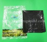 Umweltfreundliche Abfall-Beutel, Aufschüttung biodegradierbar