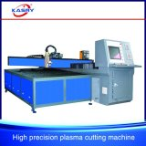 Taglio del tubo di Steel&Round del piatto del plasma di CNC in un macchinario