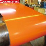 Le prix concurrentiel PPGL a enduit la bobine d'une première couche de peinture en acier