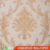Décoration intérieure PVC Deep Embossed Wallpaper Jg1106