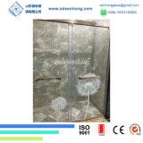 3/8 de vidro Tempered manchado decorativo da impressão de Digitas para a porta deslizante de vidro